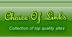 ChoiceOfLinks - Directory of Hand-Selected Websites